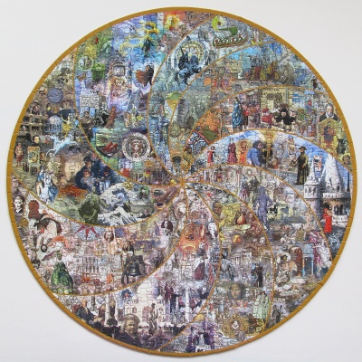 500 The Millennium Time Tapestry Puzzle1.jpg